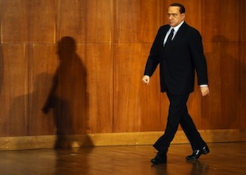 Silvio Berlusconi. AFP